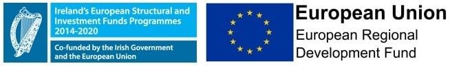 Logo ESIF ERDF
