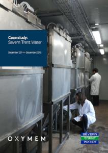SEVERN TRENT CASE STUDY (UK)